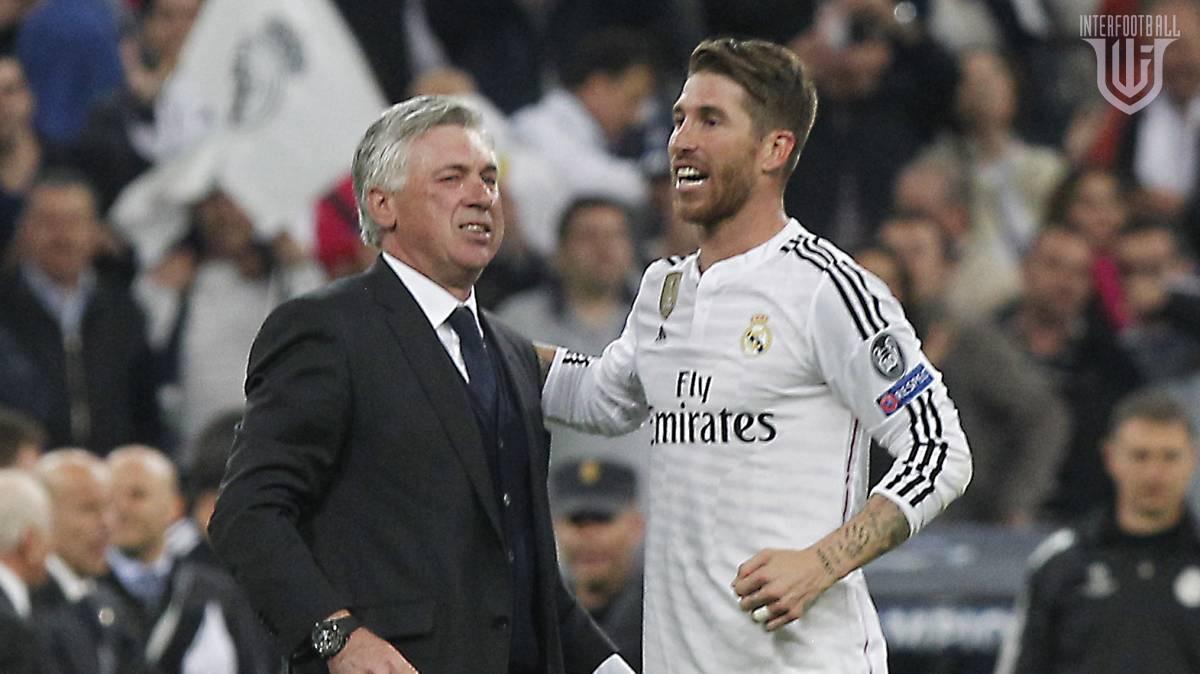 Ռամոսը նախքան ՊՍԺ տեղափոխվելը  Անչելոտիին խնդրել է օգնել իրեն մնալ Ռեալում