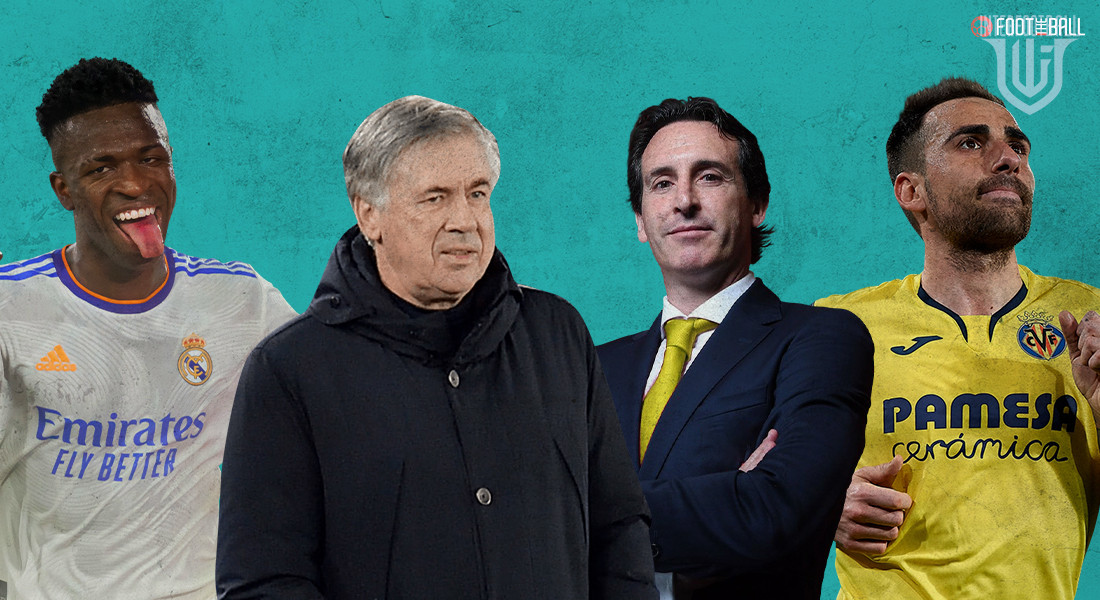 Ռեալ Մադրիդ – Վիլյառեալ. մեկնարկային կազմեր, ուղիղ եթեր